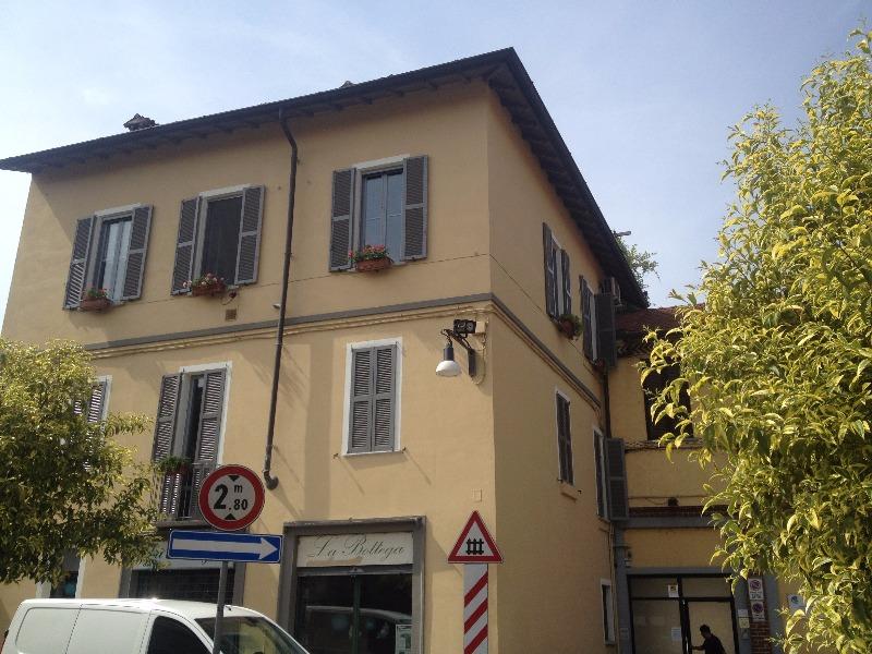 Tinteggiatura facciate Milano-zona navigli